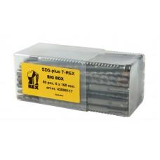 101, REX SDS+ 8X160 MM (50 STUKS)