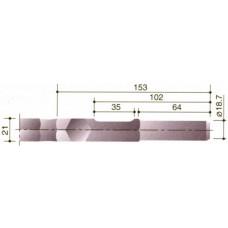 119, SPADEBEITEL K900/950 50X300 REX