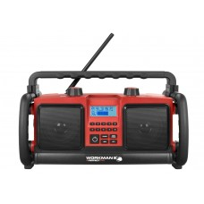 WORKMAN 2 ROOD FM STEREO RDS - AUX-IN