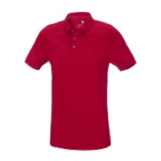 SHIFT POLO HEREN,ROOD, MT.L 194209-1430
