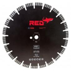 RED K801 DIAMANTZAAG ø350X20