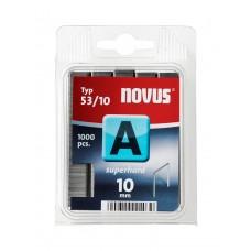 NOVUS DUNDRAAD NIETEN A 53 10MM SH DOOS 1000 ST