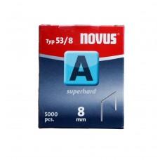 NOVUS DUNDRAAD NIETEN A 53/8MM, 5000 ST.