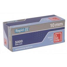 RAPID NIETEN 53/4 MM GEGALVANISEERD 5.000 ST., BOX
