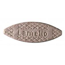 ORIGINELE HOUTEN LAMELLEN GROOTTE 10 - 1.000 ST/BOX