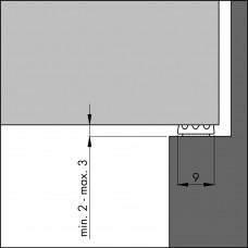 TOCHTBAND K-WT 7,5 (KLEINE KIER)