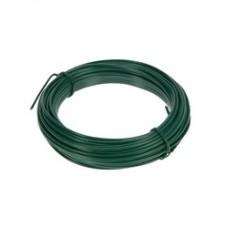 TUINDRAAD GROEN PVC 15MX2MM