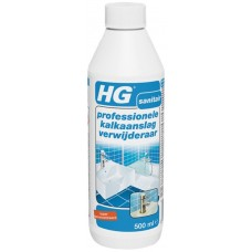 HG PROFESSIONELE KALKAANSLAG VERWIJDERAAR 500ML 500 ML