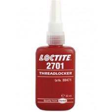 LOCTITE SCHROEFDRBORGING 2701-50ML