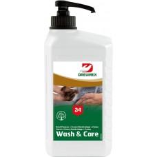 HANDREINIGER WASH & CARE BALIEDISPLAY CAN + POMP 1 L