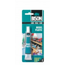 MODEL PLASTIC 25ML BISON