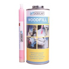 WOODFILL WIT 1,2KG - DOOS/6 SETS