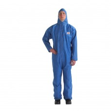 COVERALL WIT XL 4515WXL