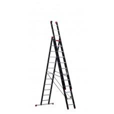 MOUNTER 3-DELIGE REFORMLADDER ZR 3083 3 X 12