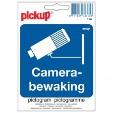 PICTOGRAM 10X10CM CAMERABEWAKING