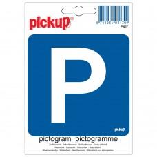 PICTOGRAM 10X10CM PARKEREN