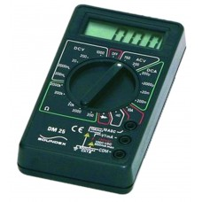 DIGITALE MULTIMETER DM-25 SOUNDEX
