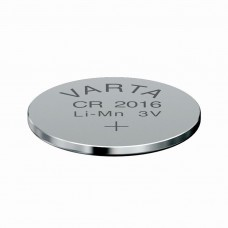 VARTA BATTERIJ ELECTRONIC BLIS CR2016 3V