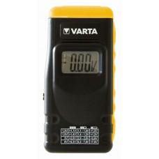 VARTA BATTERIJTESTER DIGITAAL LCD 1,2V-9V